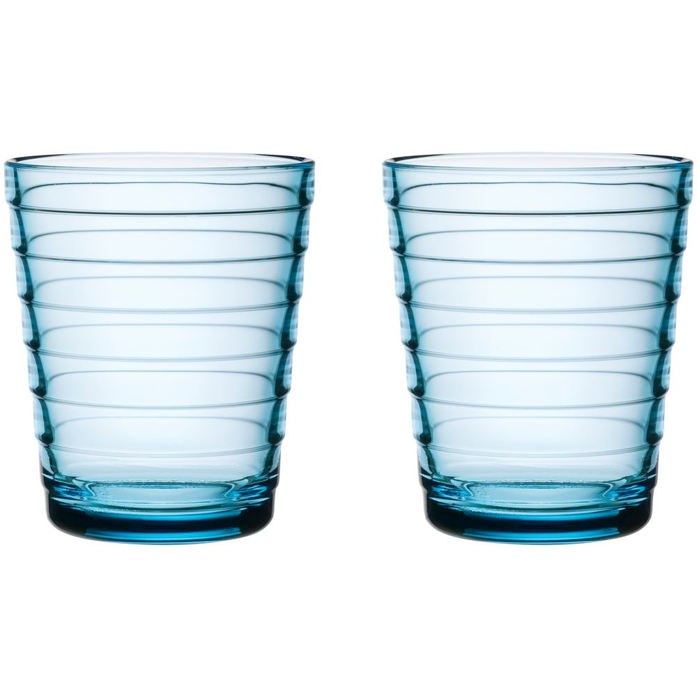 Набор малых стаканов Aino Aalto, голубой
