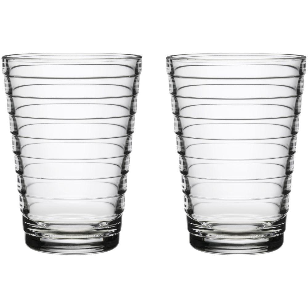 Набор больших стаканов Aino Aalto, прозрачный