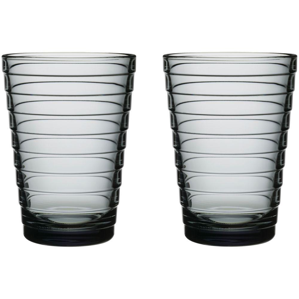 Набор больших стаканов Aino Aalto, серый