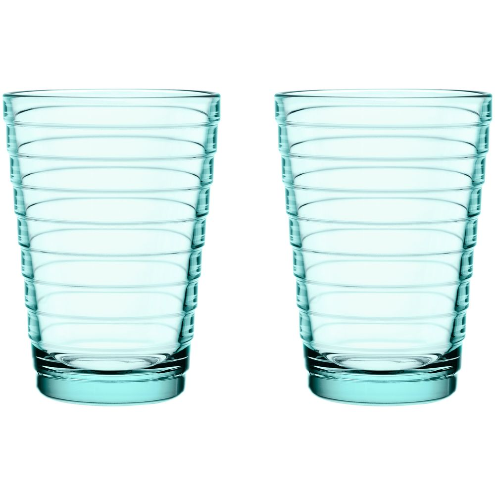 Набор больших стаканов Aino Aalto, бирюзовый