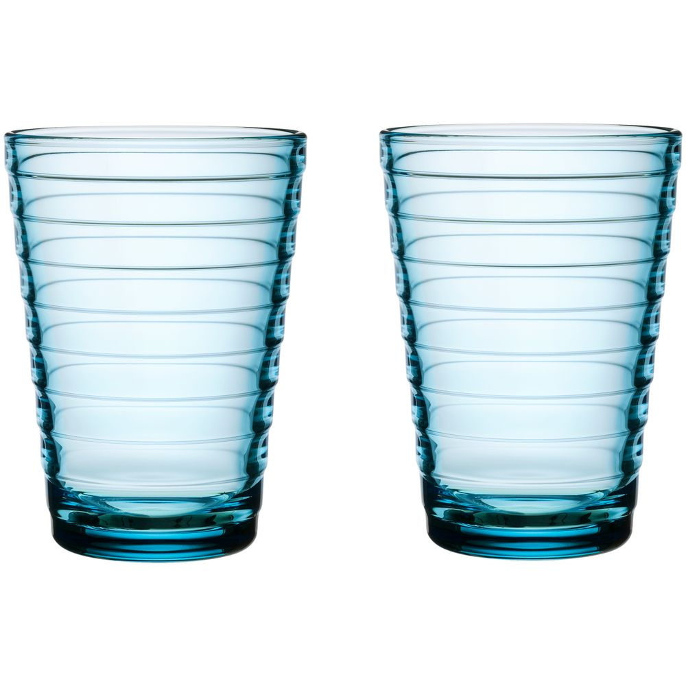 Набор больших стаканов Aino Aalto, голубой