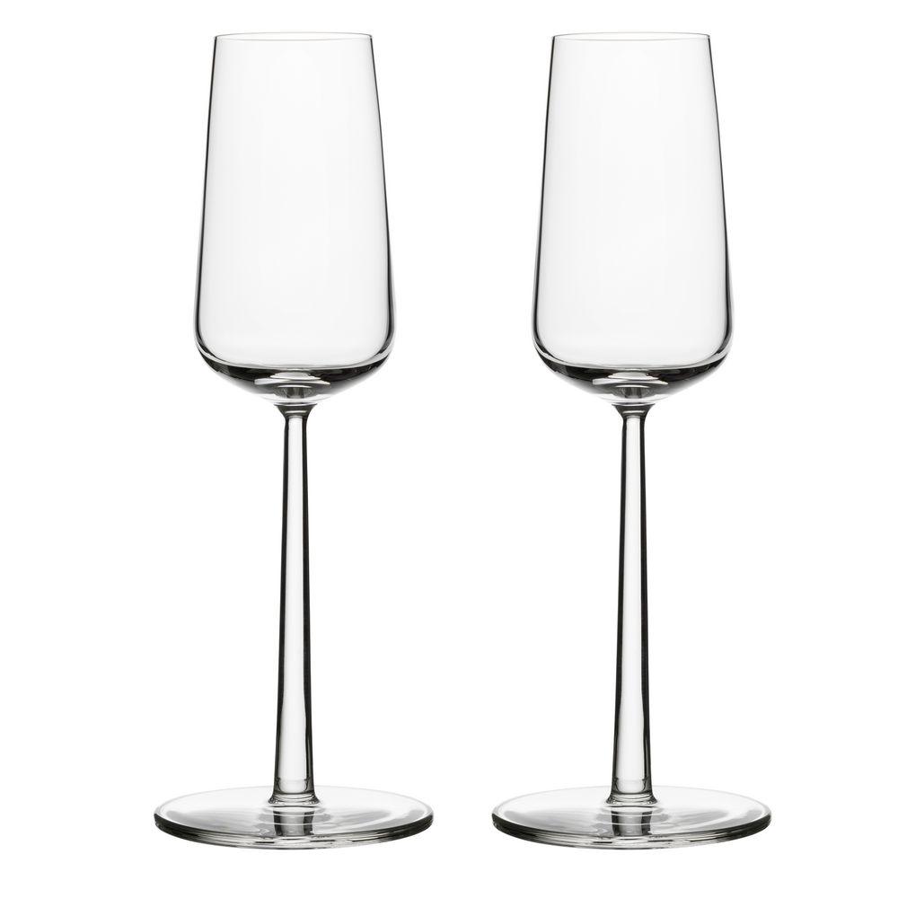 Набор бокалов для шампанского Essence