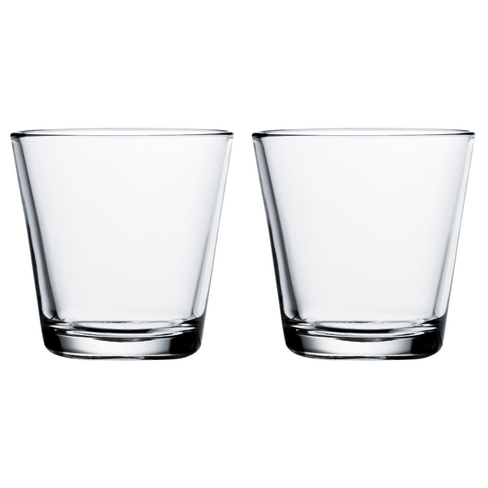 Набор малых стаканов Kartio, прозрачный