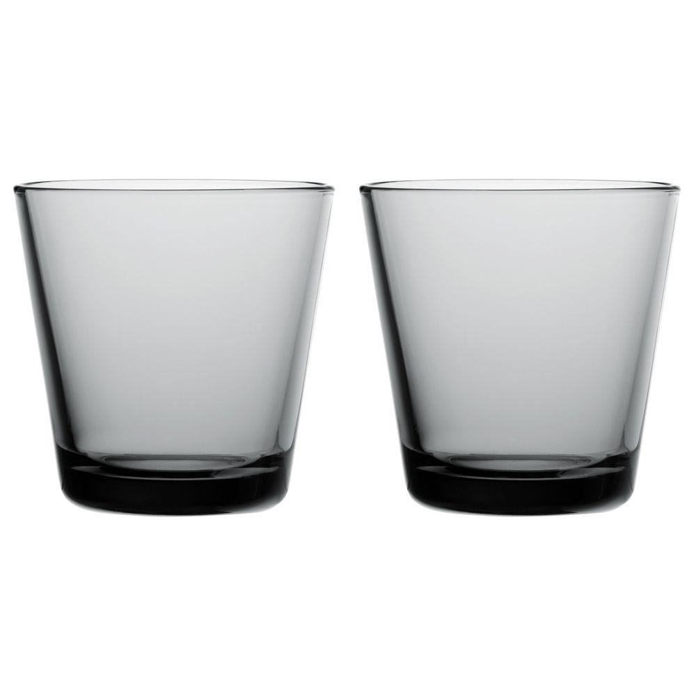 Набор малых стаканов Kartio, серый