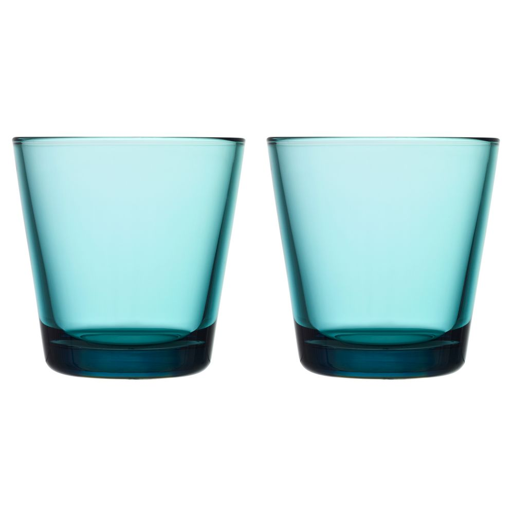 Набор малых стаканов Kartio, бирюзовый