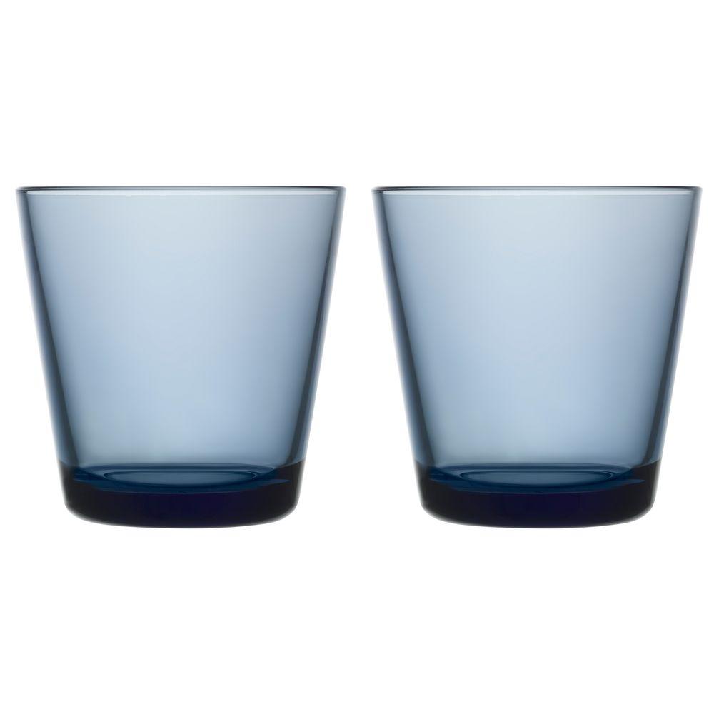Набор малых стаканов Kartio, синий
