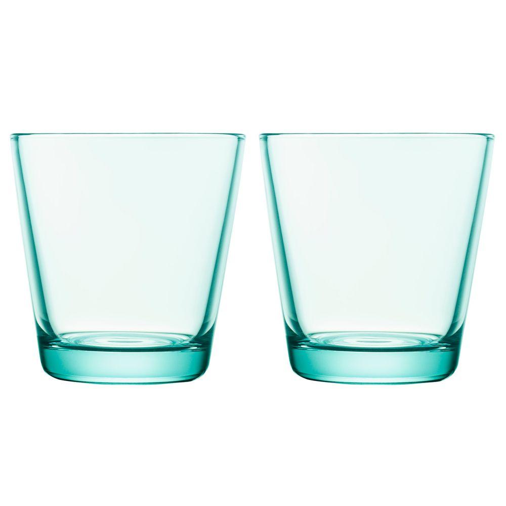 Набор малых стаканов Kartio, светло-бирюзовый