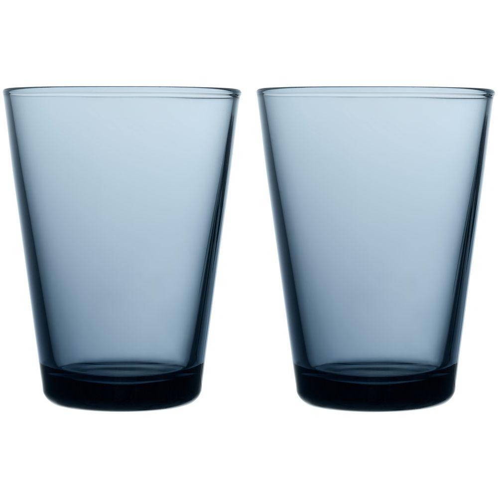 Набор больших стаканов Kartio, синий