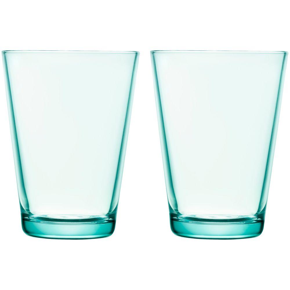 Набор больших стаканов Kartio, светло-бирюзовый
