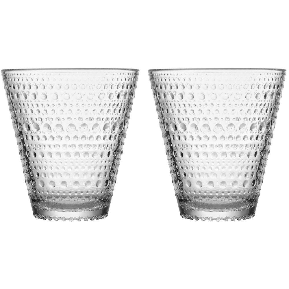 Набор стаканов Kastehelmi, прозрачный