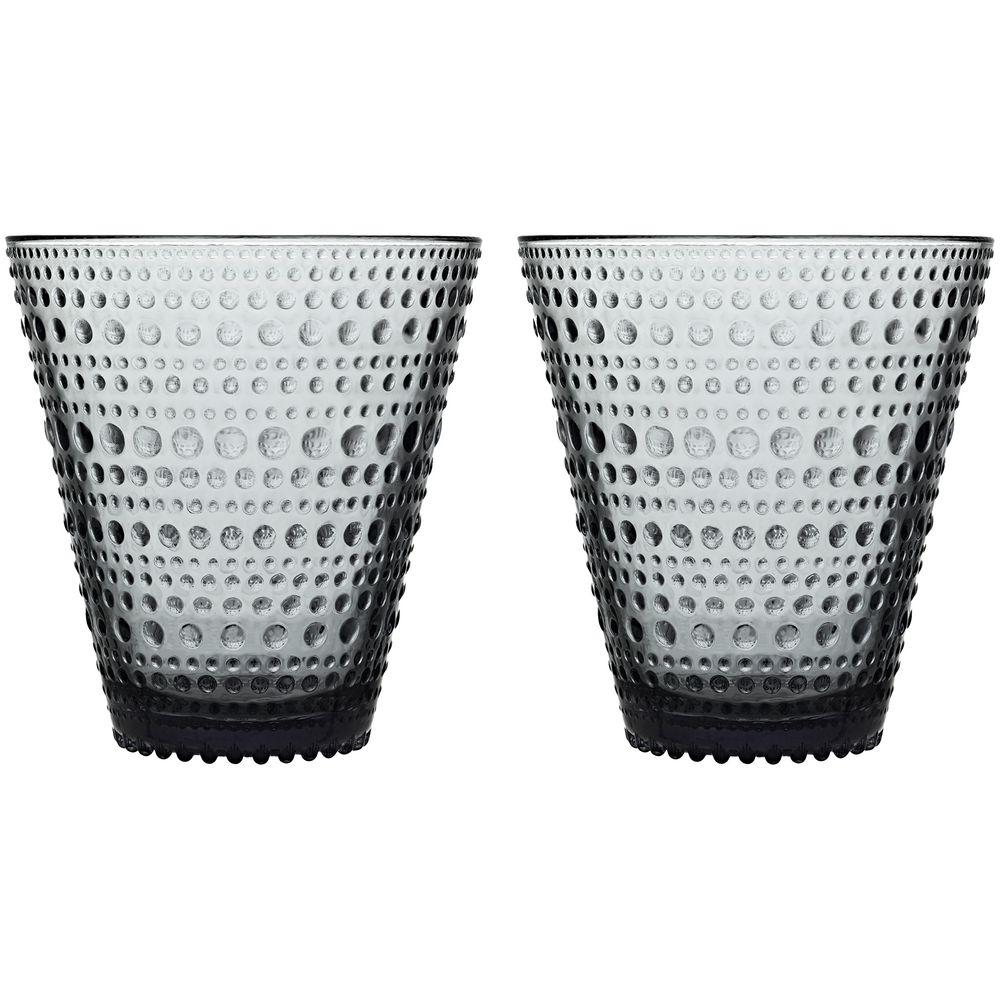 Набор стаканов Kastehelmi, серый