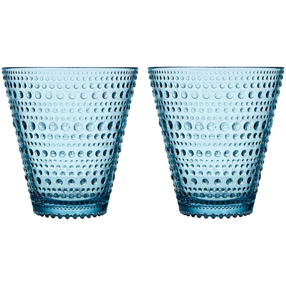 Набор стаканов Kastehelmi, бирюзовый
