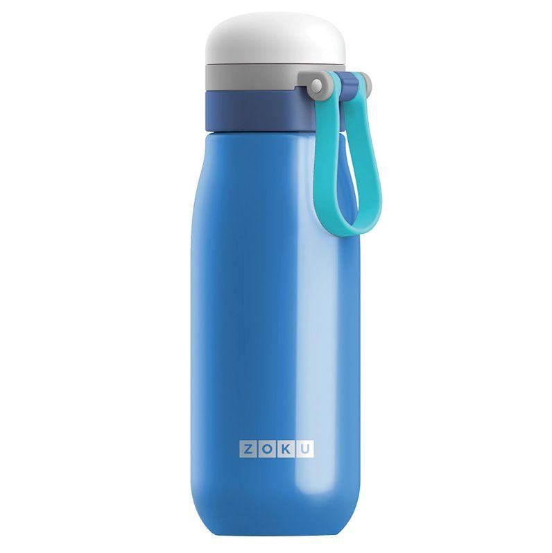 Вакуумная бутылка для воды Zoku, синяя