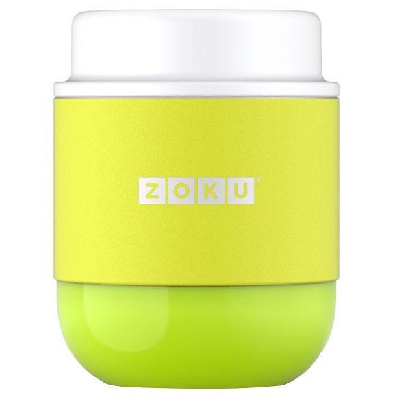 Вакуумный контейнер Neat Stack, малый, зеленый