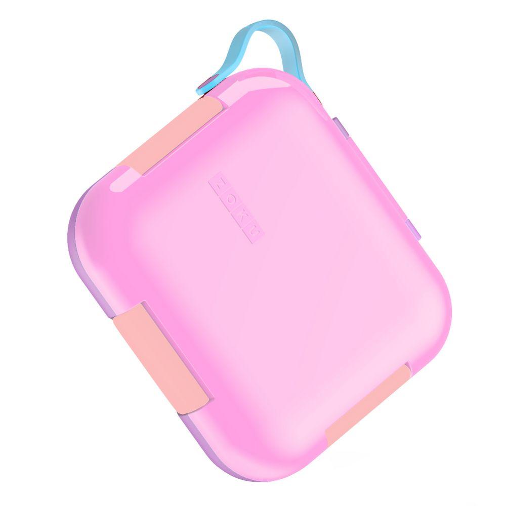 Ланчбокс Neat Bento, большой, розовый