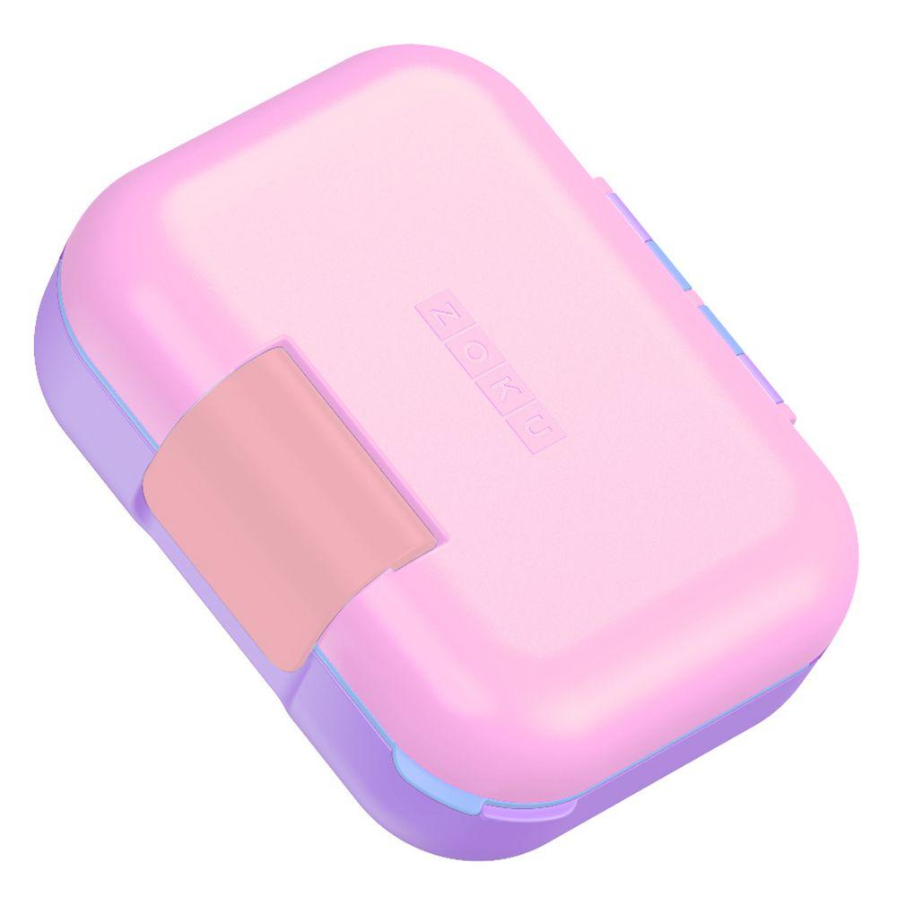 Ланчбокс Neat Bento, малый, розовый