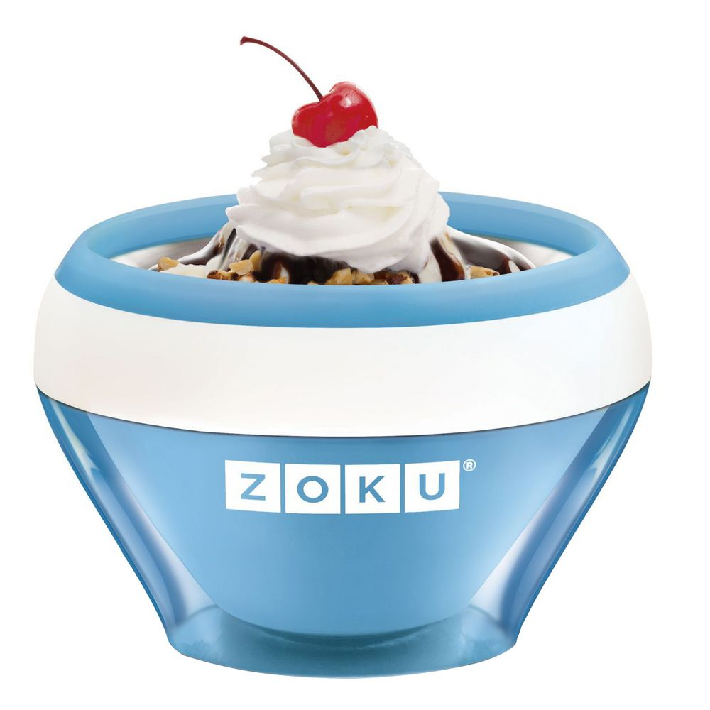 Мороженица Ice Cream Maker, синяя