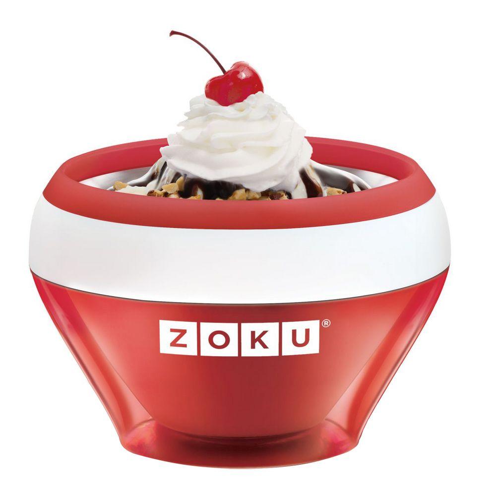 Мороженица Ice Cream Maker, красная