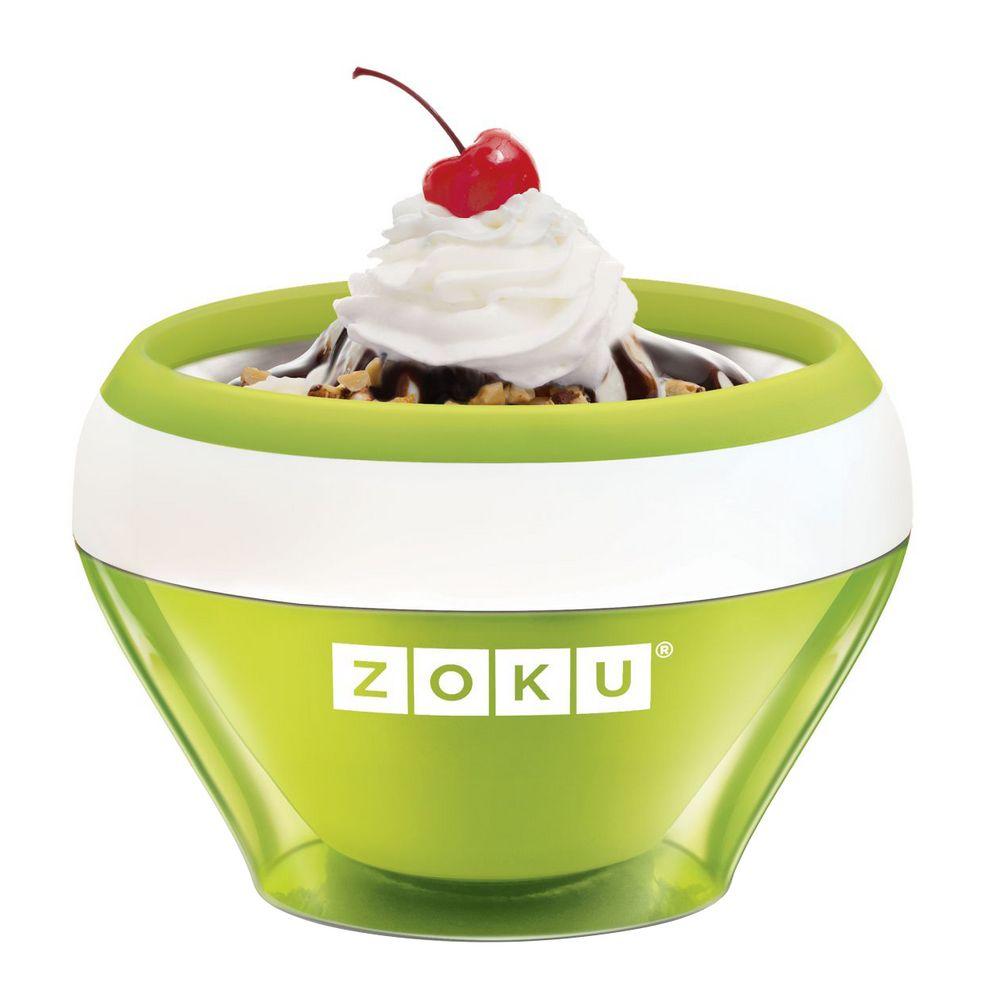 Мороженица Ice Cream Maker, зеленая