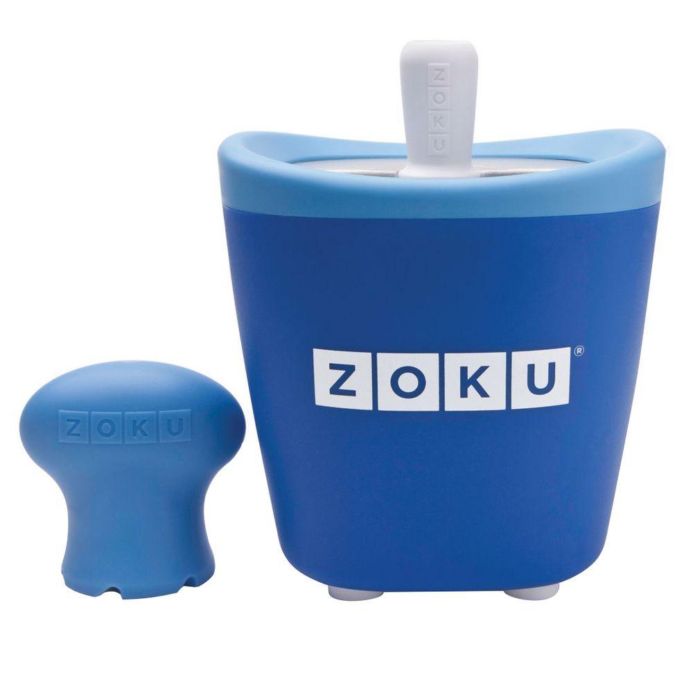 Набор для приготовления мороженого Single Quick Pop Maker, синий