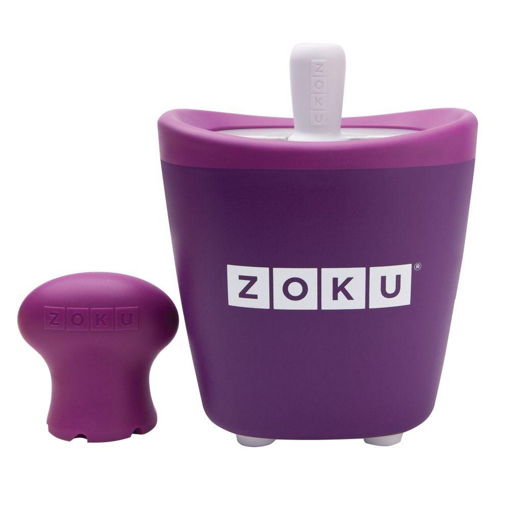 Набор для приготовления мороженого Single Quick Pop Maker, фиолетовый