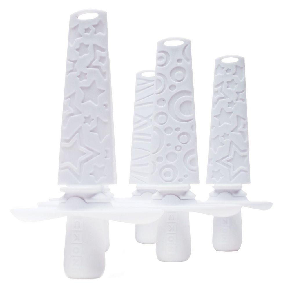 Набор палочек для мороженого Pop Sticks, белый