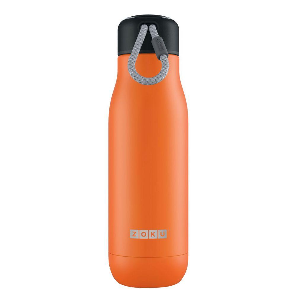 Термос Zoku 500, оранжевый
