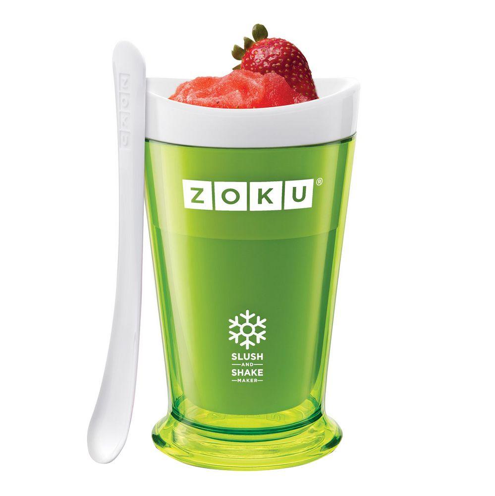 Форма для холодных десертов Slush & Shake, зеленая