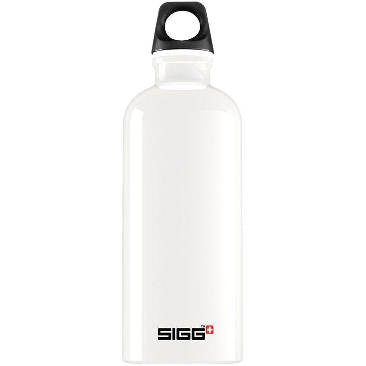 Бутылка для воды Traveller 600, белая
