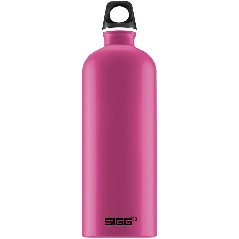 Бутылка для воды Traveller 1000, розовая