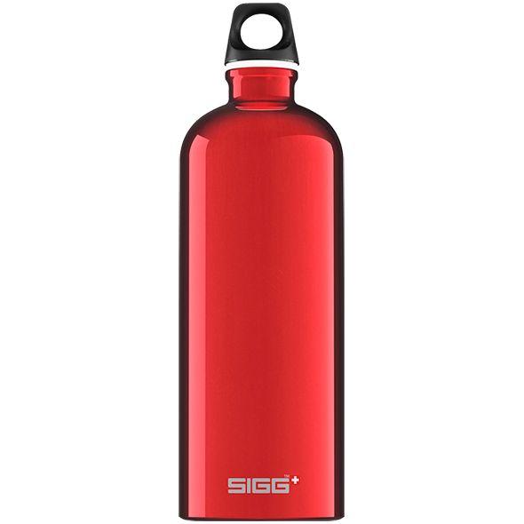 Бутылка для воды Traveller 1000, красная
