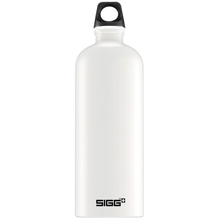 Бутылка для воды Traveller 1000, белая