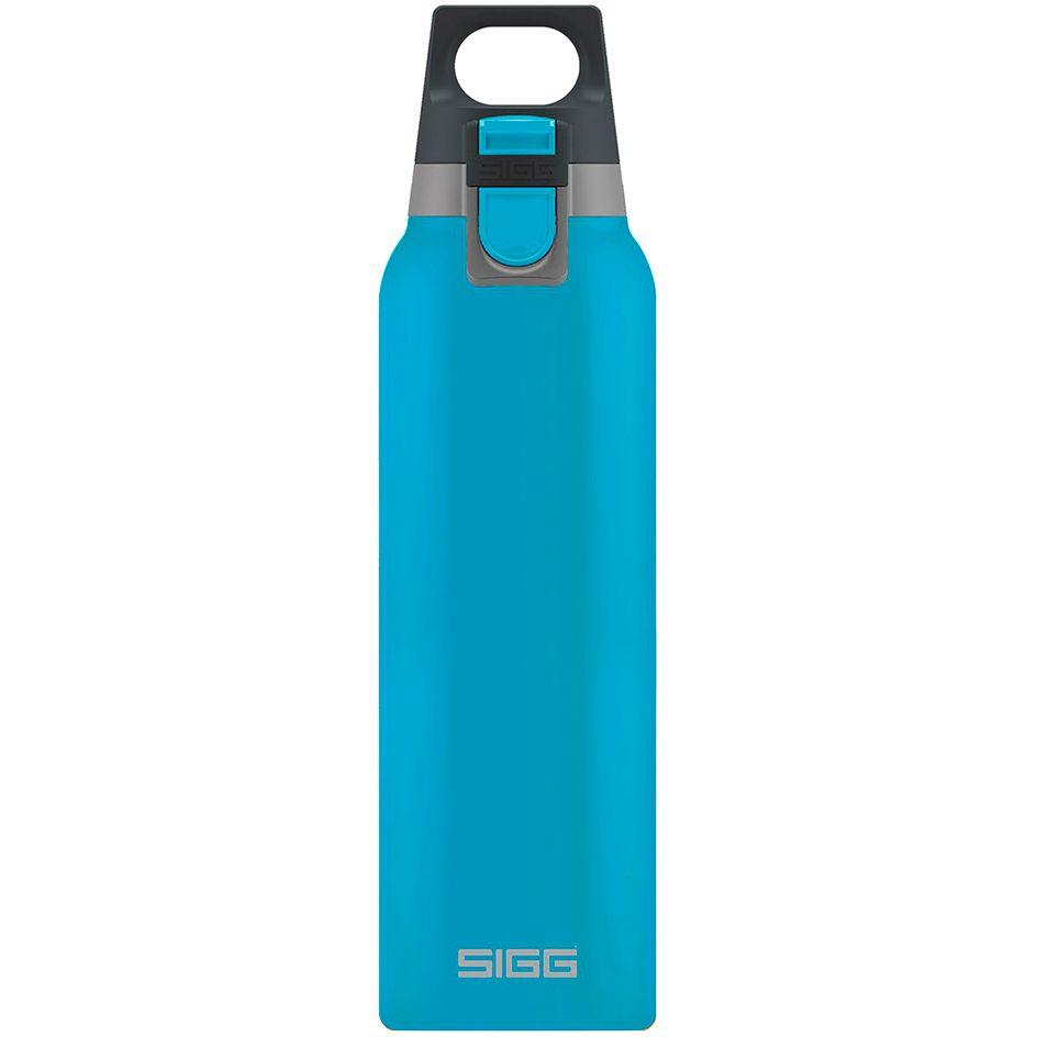 Термобутылка Hot & Cold One 500, голубая