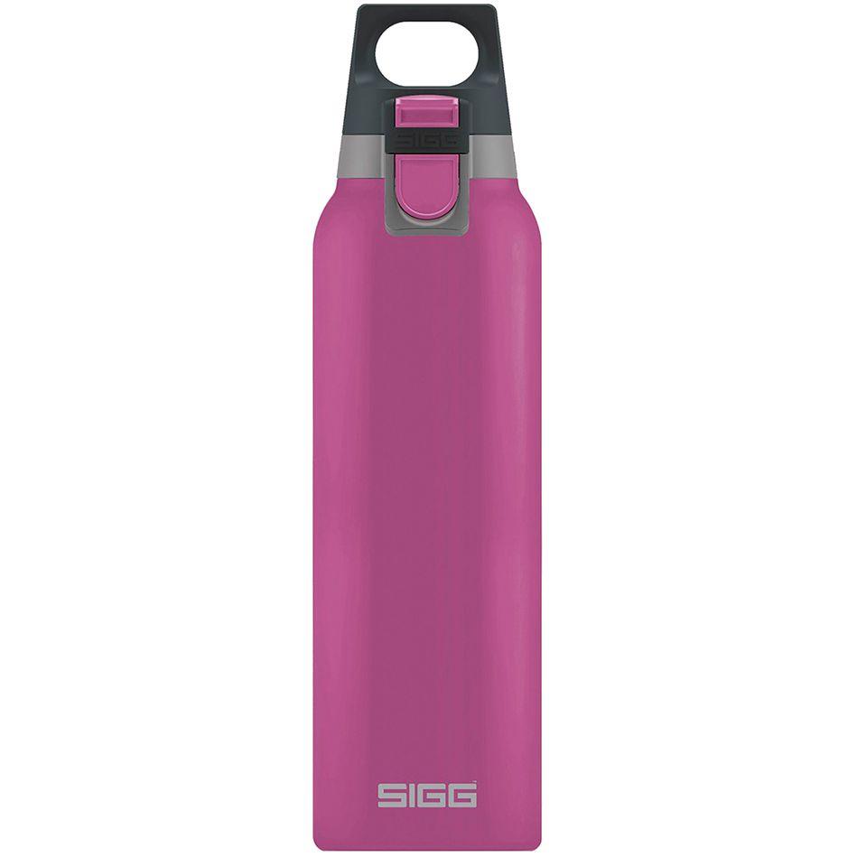 Термобутылка Hot & Cold One 500, розовая
