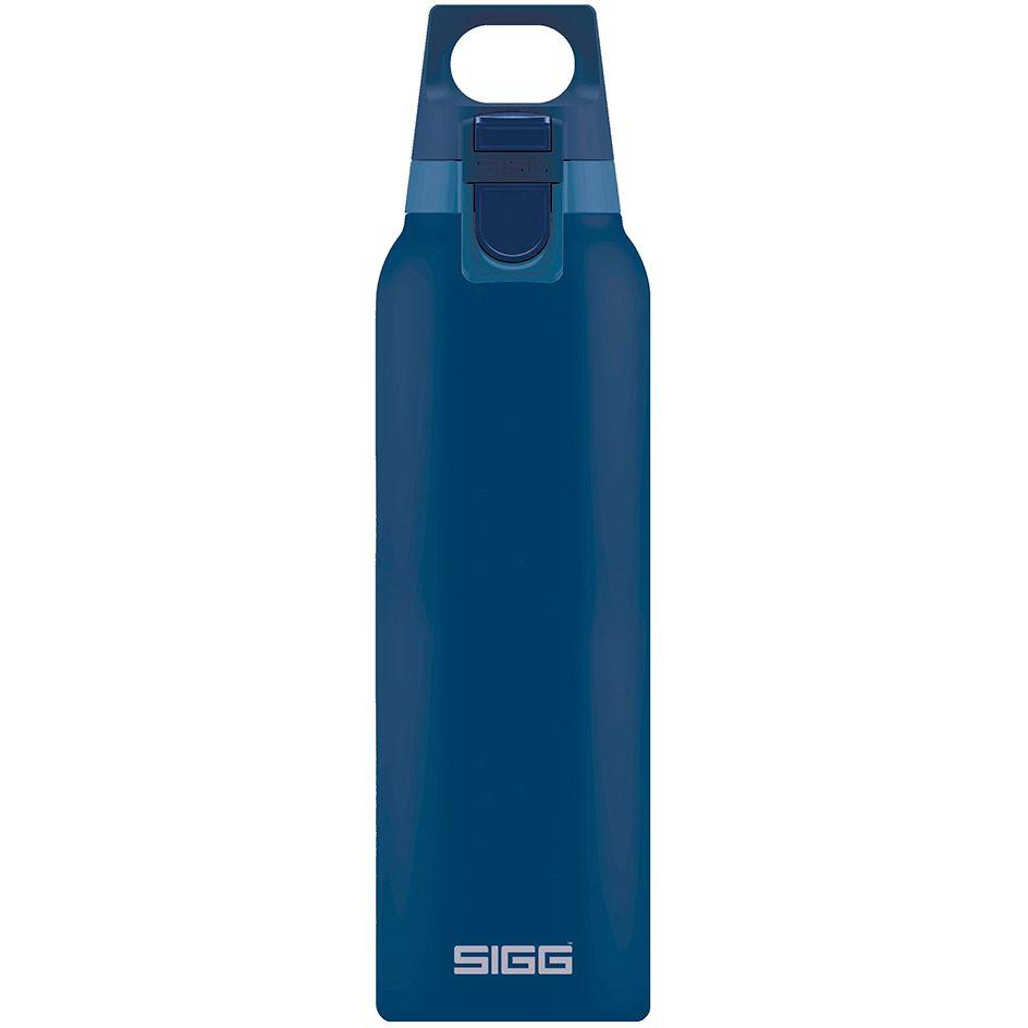 Термобутылка Hot & Cold One 500, синяя