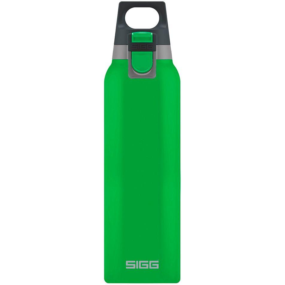 Термобутылка Hot & Cold One 500, зеленая