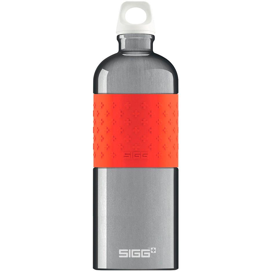 Бутылка для воды Cyd Alu, красная