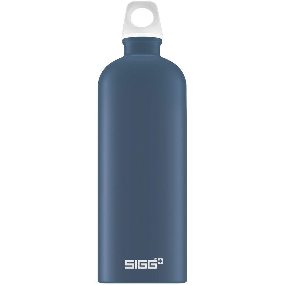 Бутылка для воды Lucid 1000, синяя
