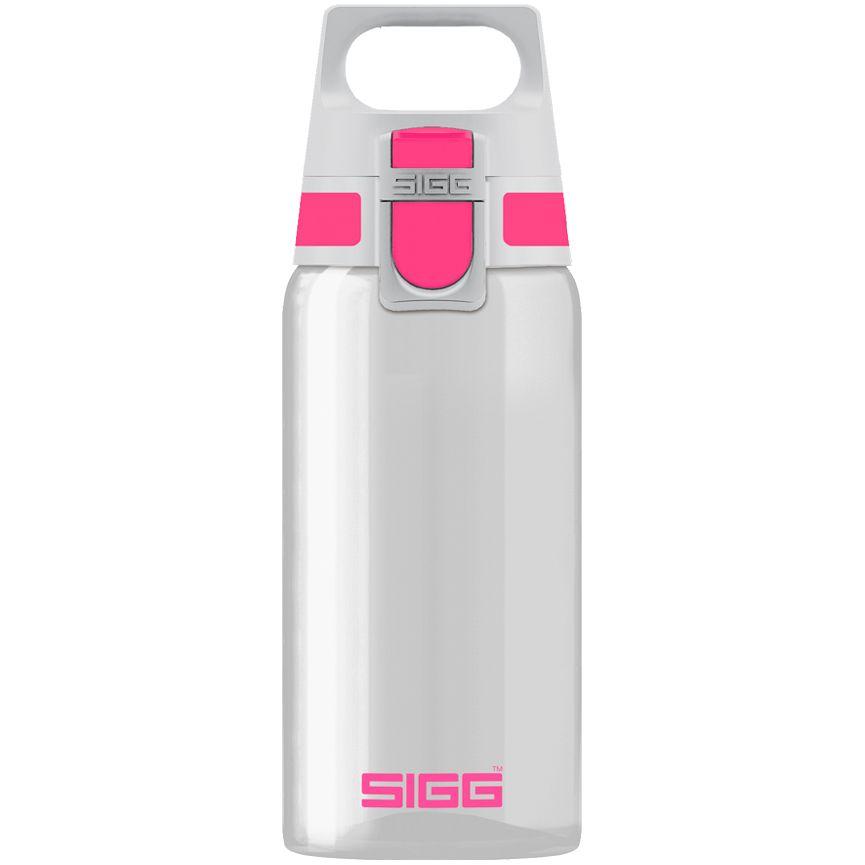 Бутылка для воды Total Clear One, розовая