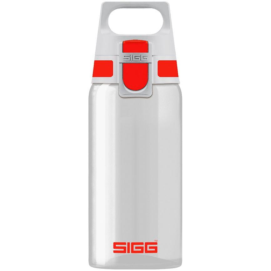 Бутылка для воды Total Clear One, красная