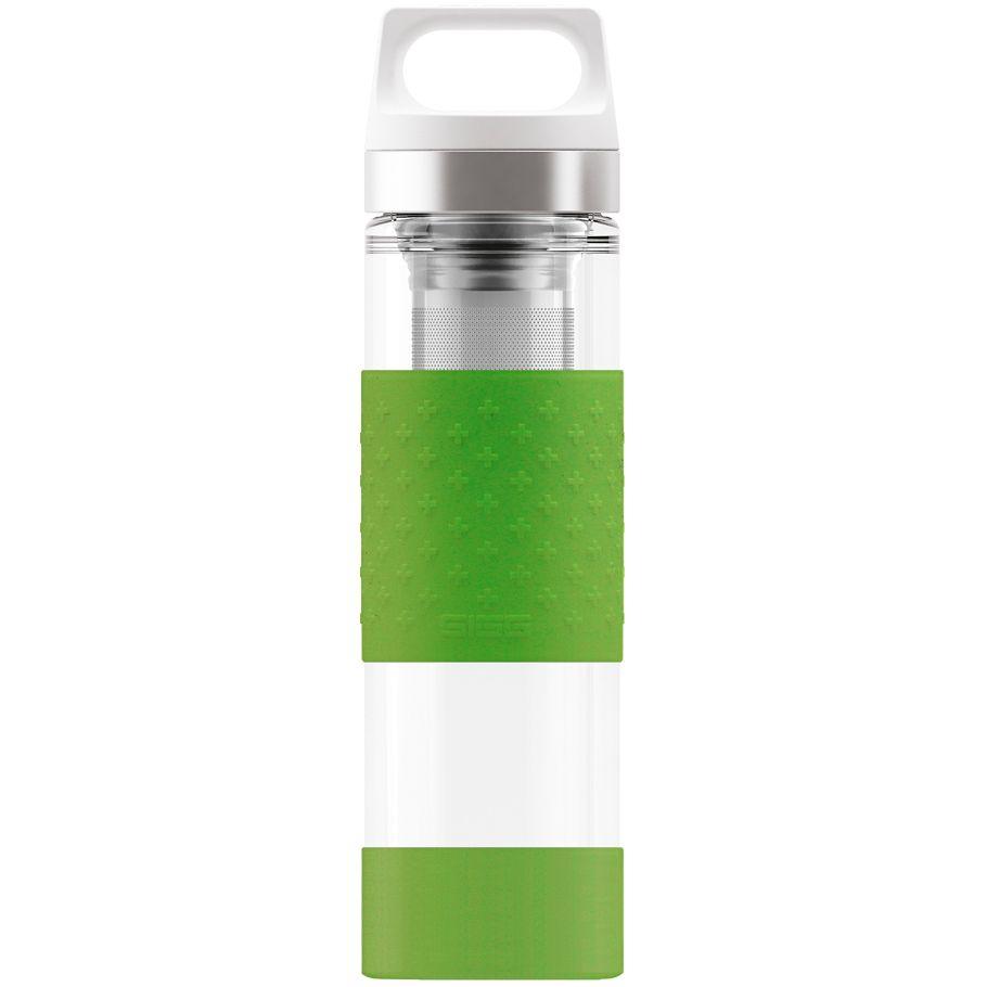 Бутылка для воды Glass WMB, зеленая