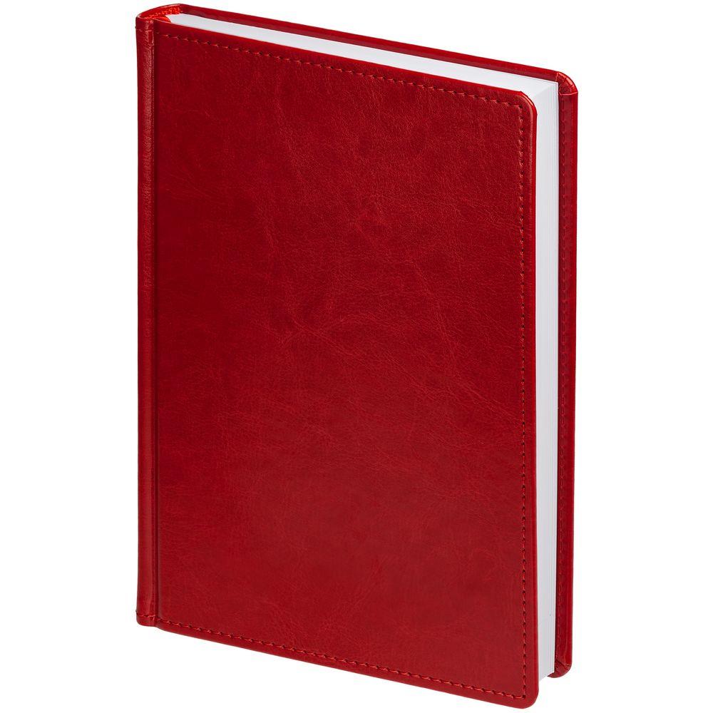 Ежедневник New Nebraska, датированный, красный