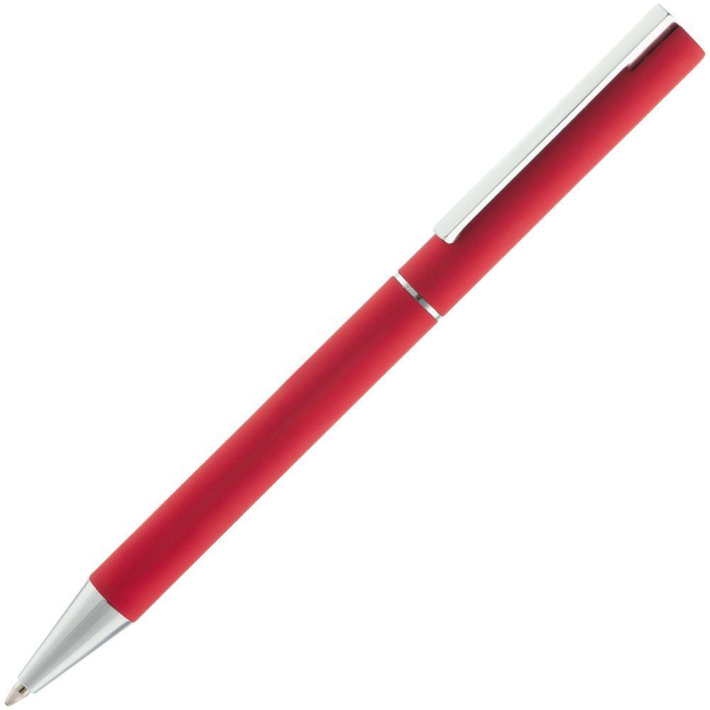 Ручка шариковая Blade Soft Touch, красная