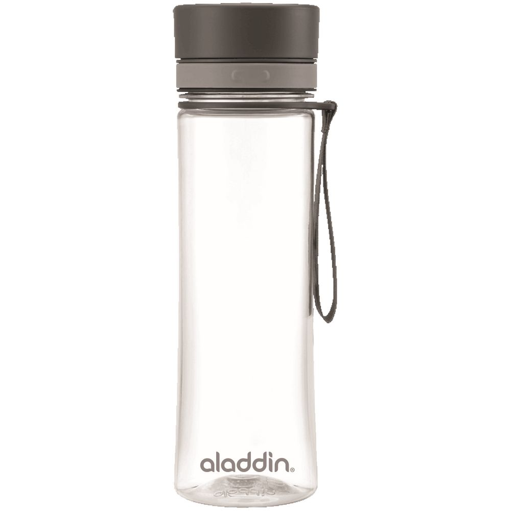 Бутылка для воды Aveo 600, серая