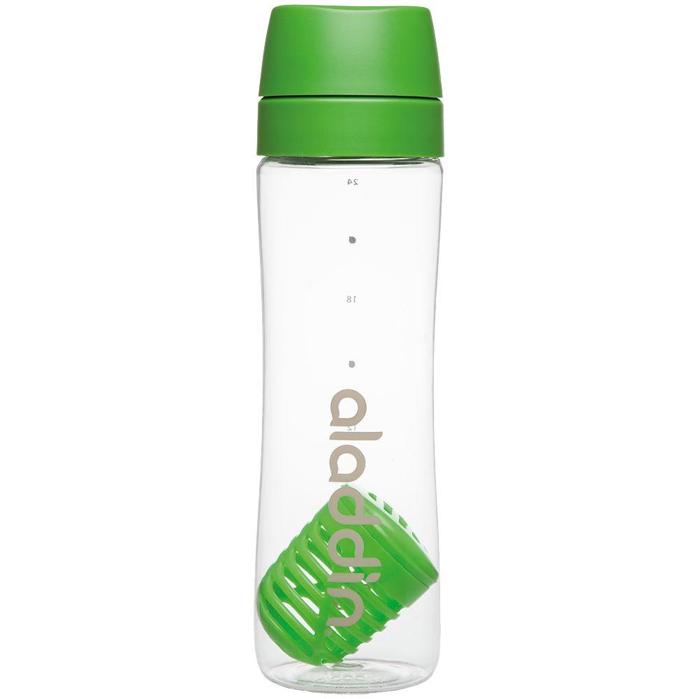 Бутылка для воды Aveo Infuse, зеленая