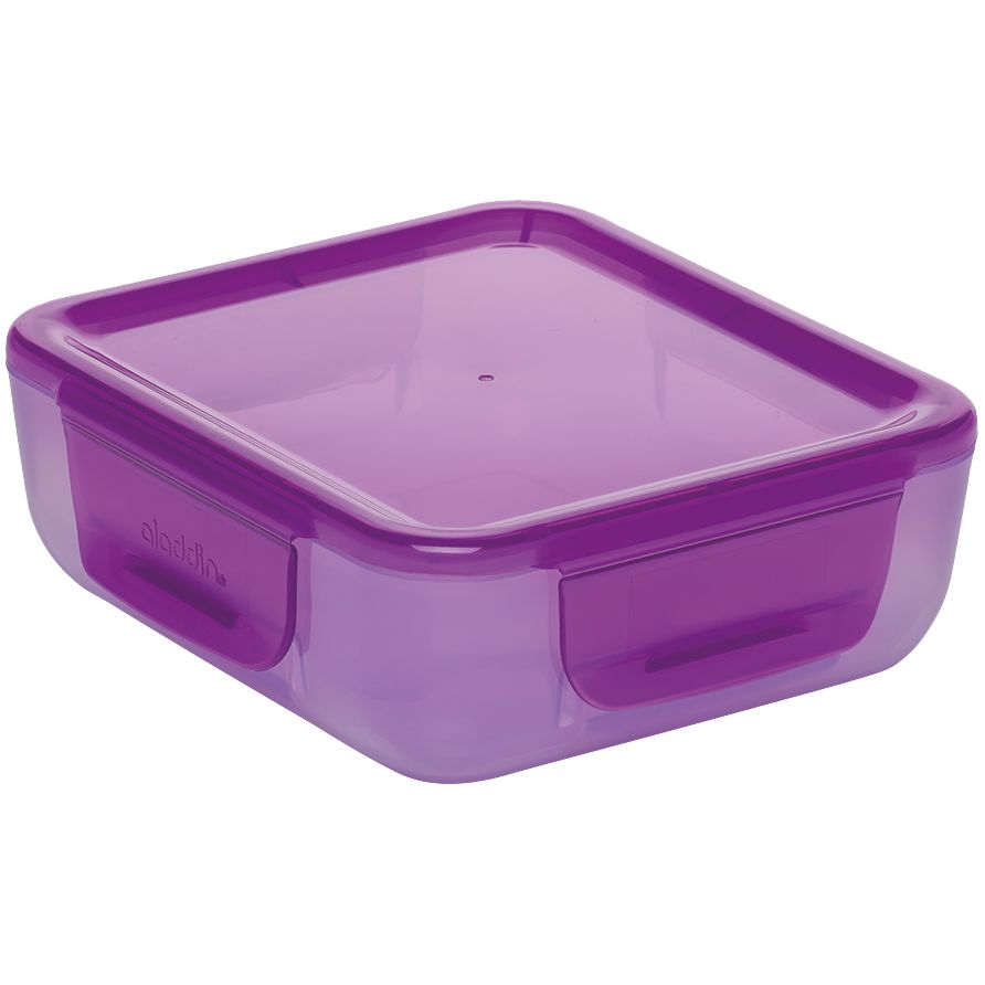Ланчбокс Aladdin, малый, фиолетовый