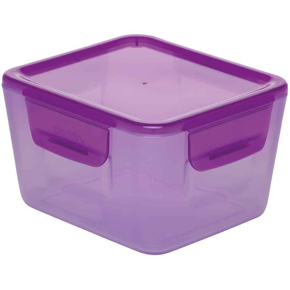 Ланчбокс Aladdin, большой, фиолетовый