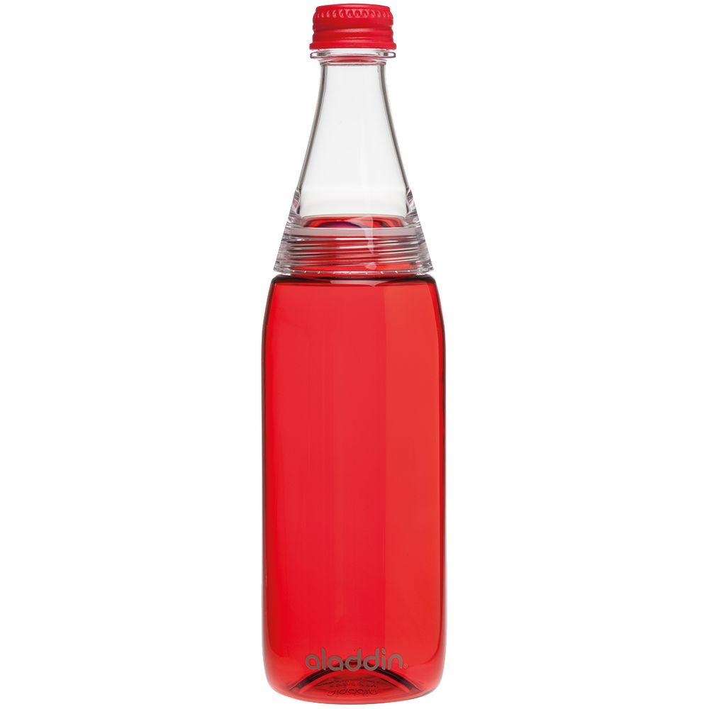 Бутылка для воды Fresco, красная