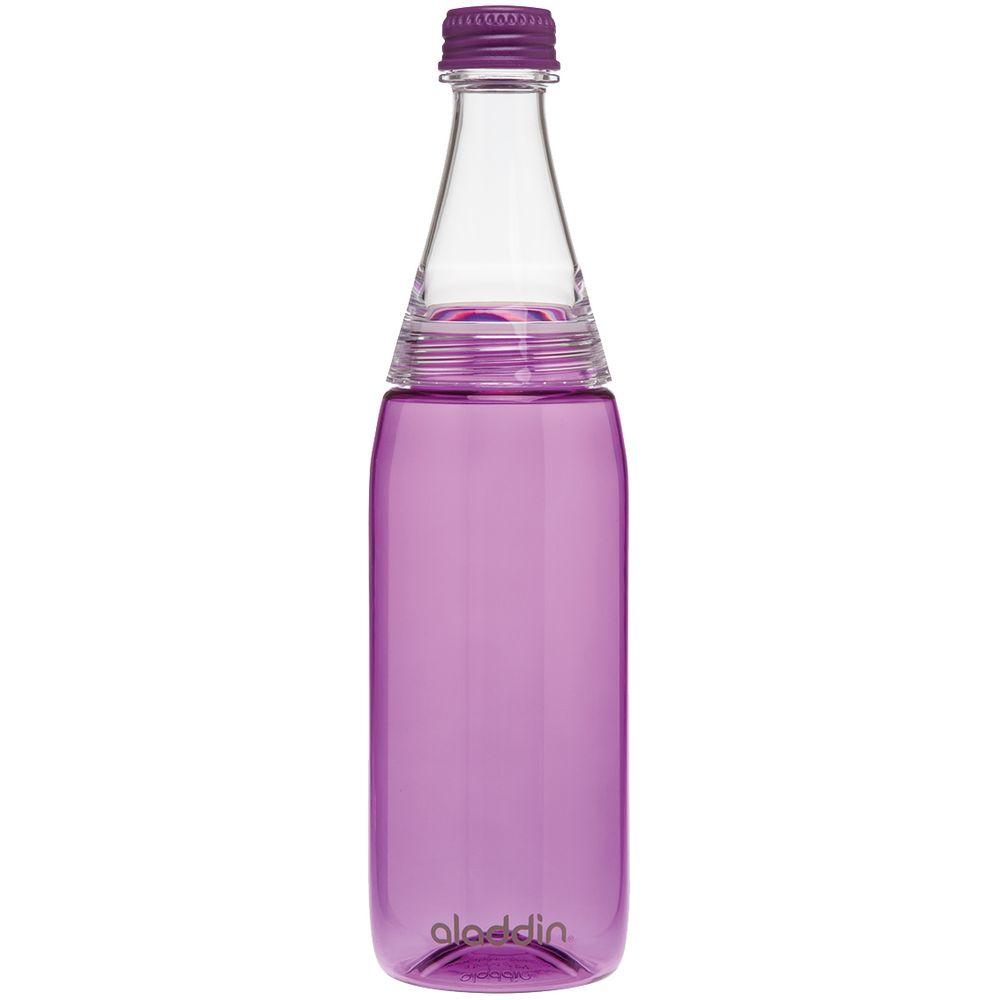 Бутылка для воды Fresco, фиолетовая