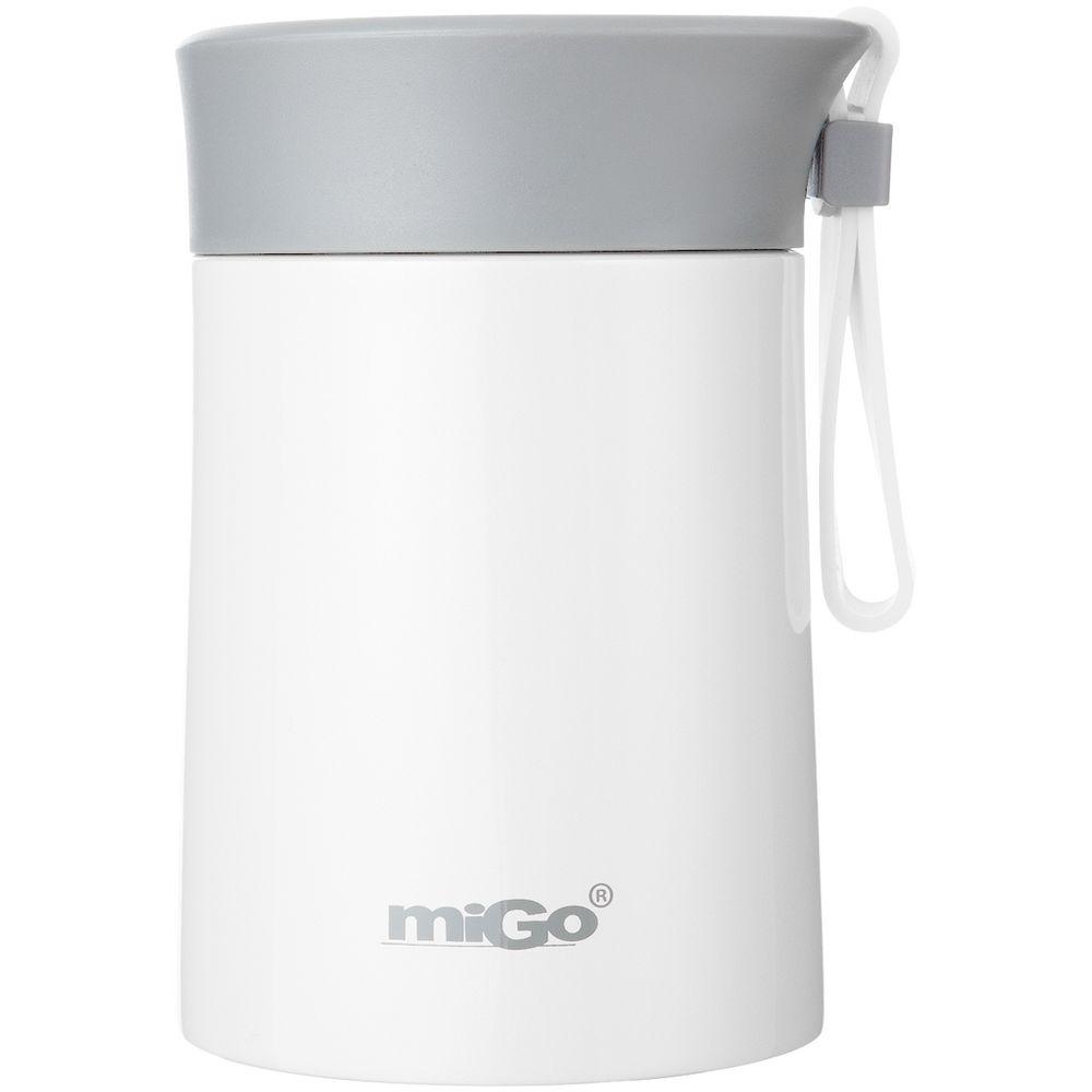 Термос для еды Migo, белый